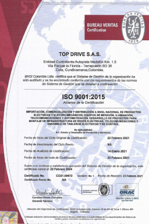 iso 9001-09